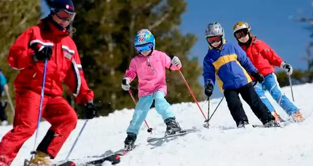 Лыжный спорт — плюсы и минусы занятий