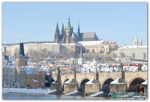 Стоит ли ехать в Прагу зимой