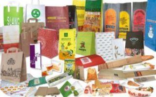 Основные плюсы и минусы бумажных пакетов