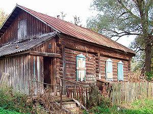 Стоит ли покупать старый деревянный дом?