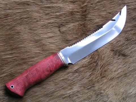Сталь 110х18 для ножей: плюсы, минусы и особенности