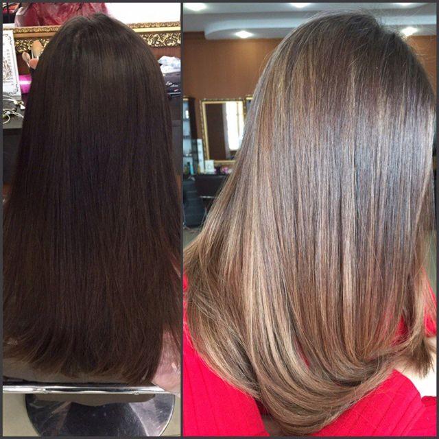 Тонирование волос — плюсы и минусы