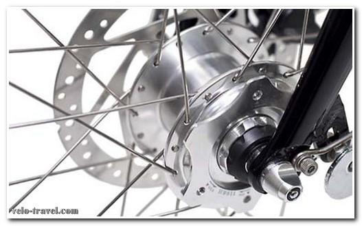 Промподшипники во втулках велосипеда, их плюсы и минусы