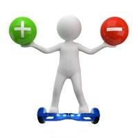 Гироскутер: плюсы, минусы и что нужно знать