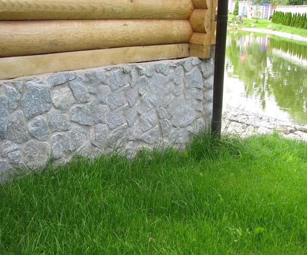 Строительство дома из бутового камня — плюсы и недостатки