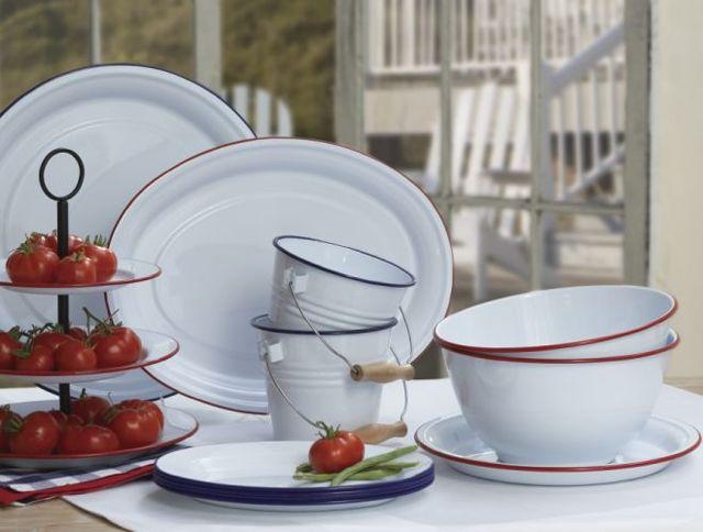 Плюсы и минусы эмалированной посуды