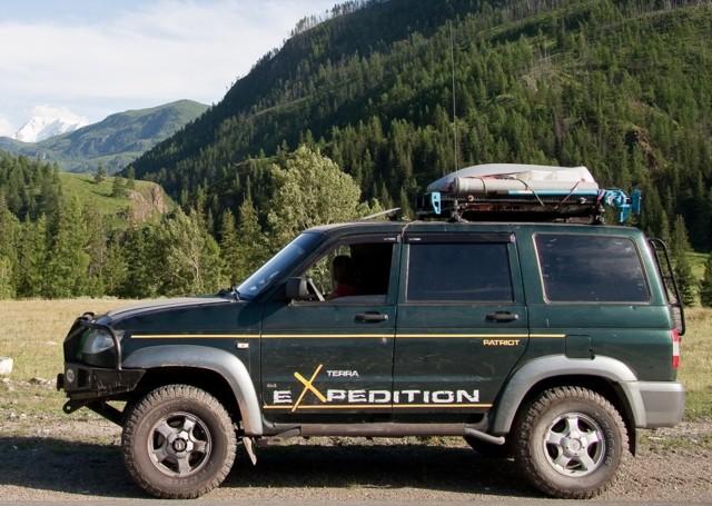 Стоит ли покупать экспедиционный УАЗ Патриот