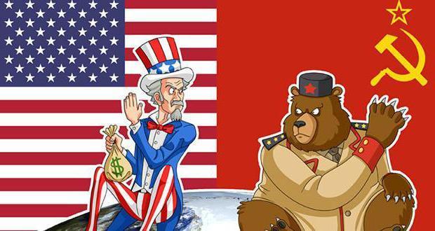 Холодная война: плюсы, минусы и значение