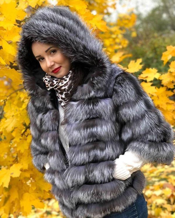 Шуба из чернобурки — плюсы и минусы покупки