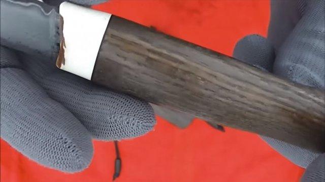 Сталь ламинат для ножей — плюсы и минусы