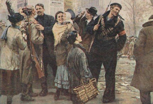 Плюсы и минусы революции 1917 года