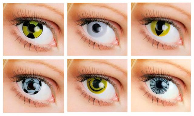 Линзы для глаз — плюсы и минусы ношения