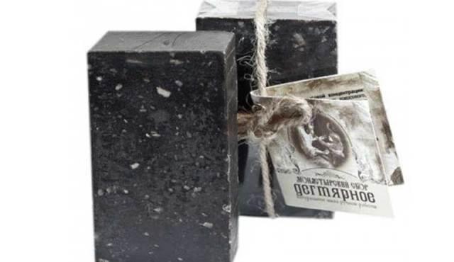 Плюсы и минусы использования дегтярного мыла
