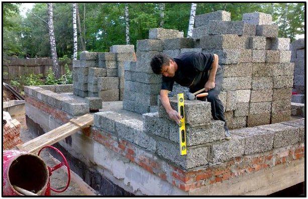 Строительство бани из арболита — основные плюсы и минусы