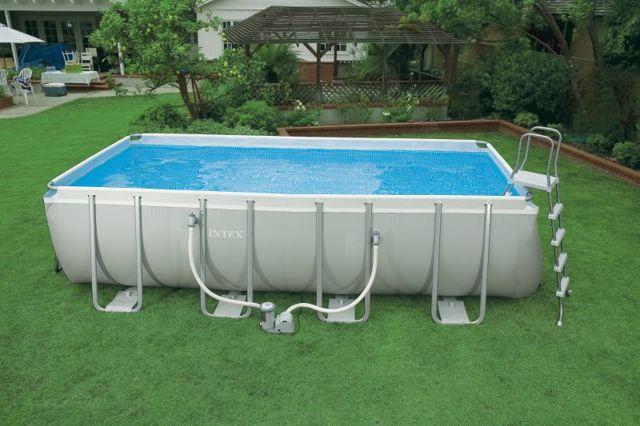 Каркасный бассейн: плюсы и минусы