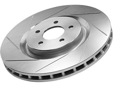 Плюсы и минусы перфорированного тормозного диска