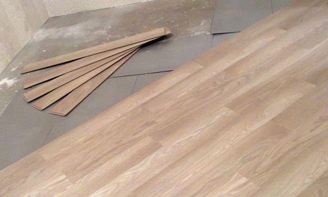 Укладка ламината по диагонали — плюсы и минусы метода