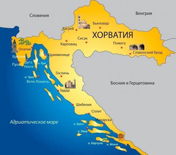 Жизнь и переезд в Хорватию: плюсы и минусы