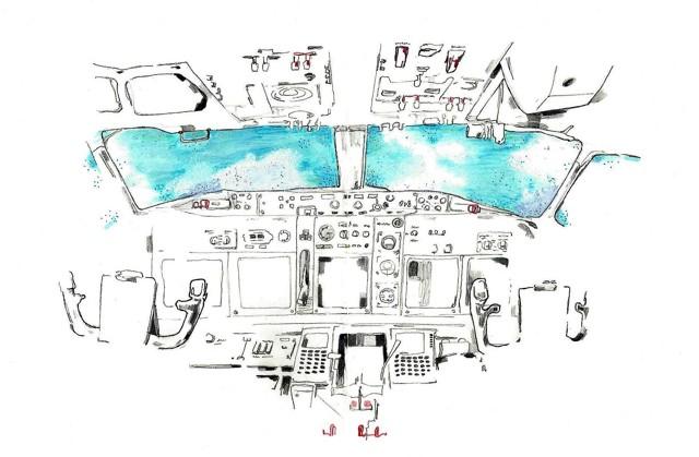 Профессия пилот: особенности, плюсы и минусы