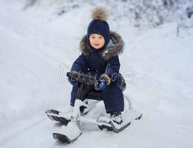 Стоит ли покупать ребенку снегокат?