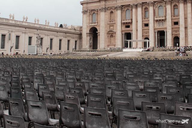 Стоит ли идти и посещать сады Ватикана?