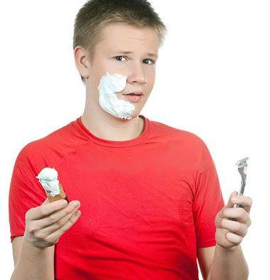 Стоит ли брить усы в 15 лет если они уже растут?